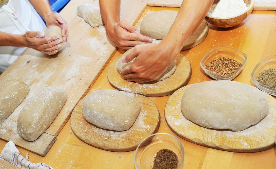 Brotbacken 2011
