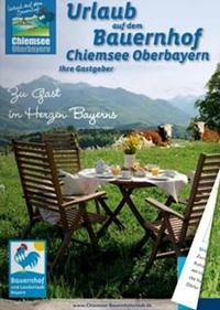 Katalog Chiemsee Oberbayern
