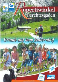 Rupertiwinkel Berchtesgaden