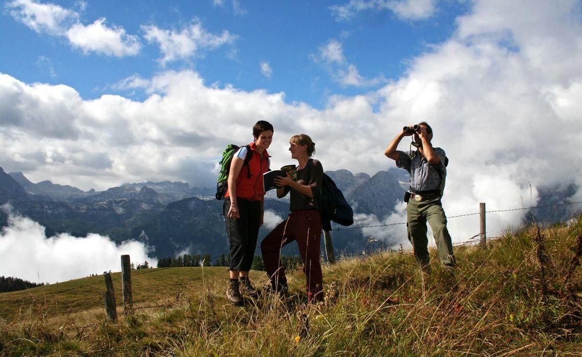 Unterwegs Mit Dem Ranger Im Berchtesgadener Land
