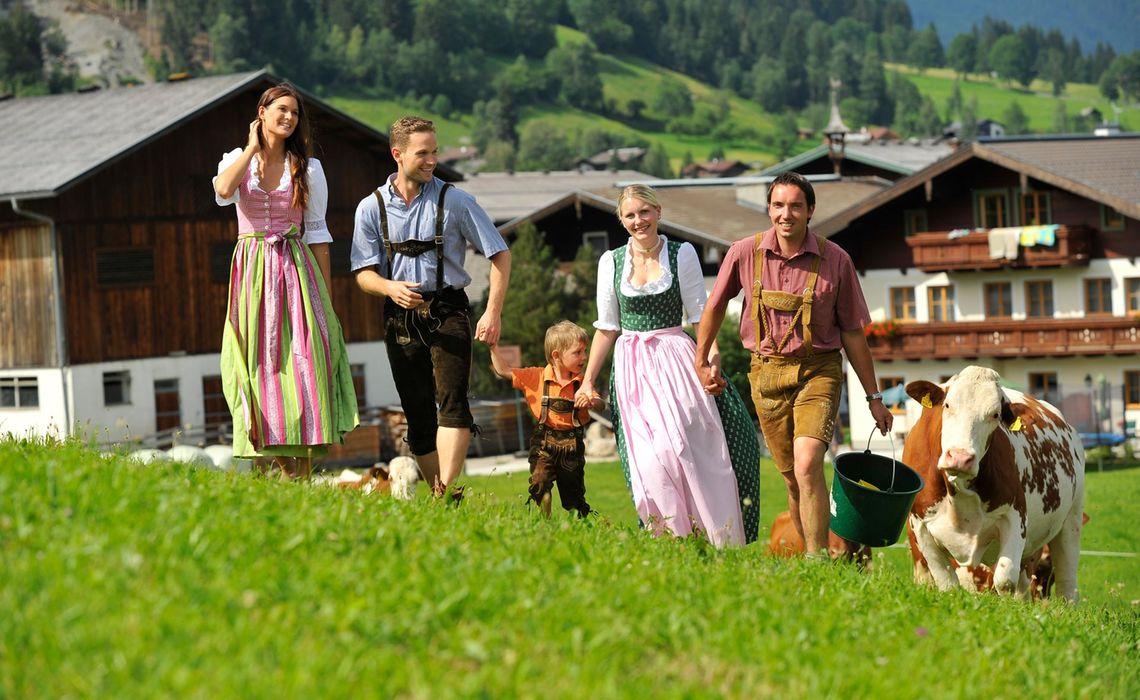 Urlaub Bauernhof Salzburg